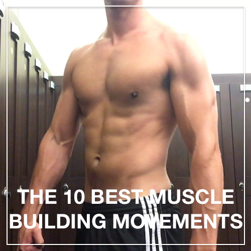 10 best muscle building exercises of all time