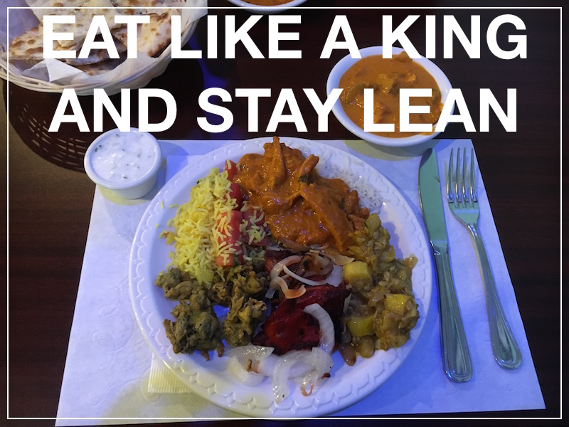 eat like a king and stay lean with intermittent fasting