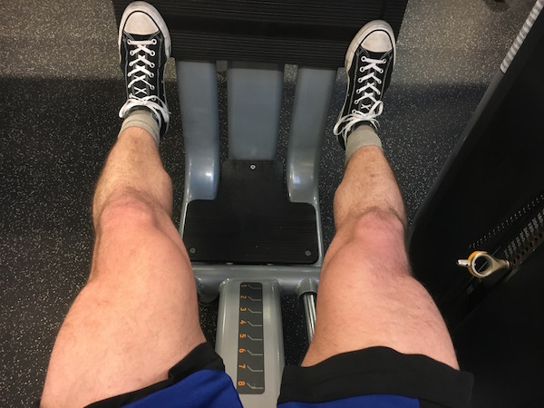 best leg workout to cure chicken legs syndrome and build strong thighs and calves