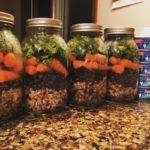 Mason Jar Meal Prep for Bodybuilding