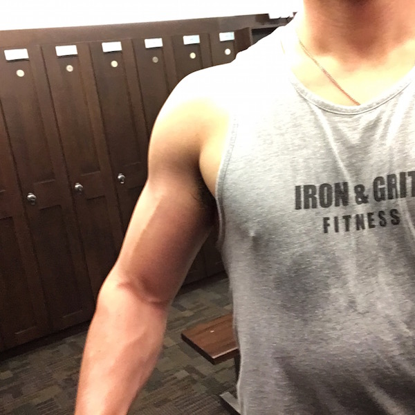 Iron Gym Lisburn Instagram: How To Build Bigger Arms In 4 Weeks Or Less: Gain Muscle