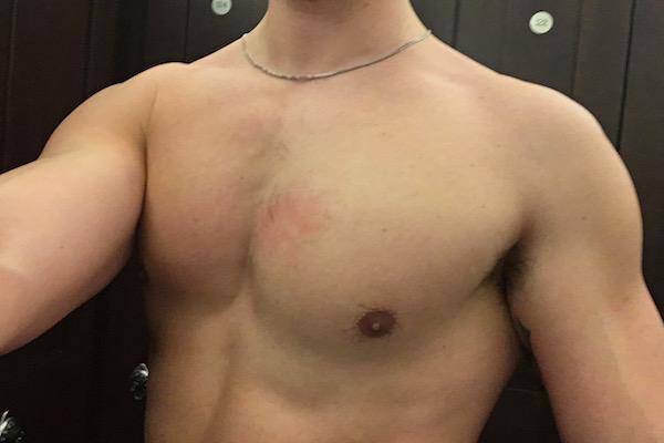 beginner chest workout routine
