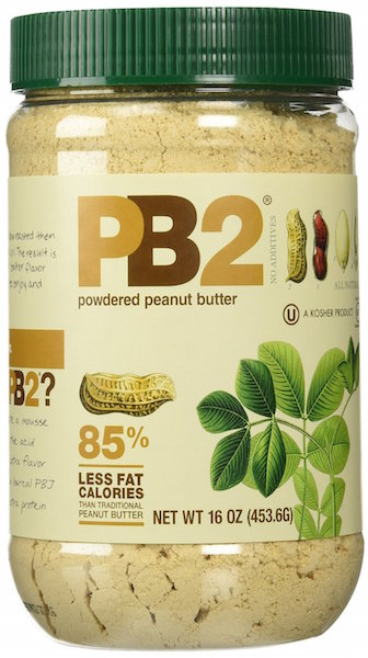 peanut butter powder for the best meal replacement shakes