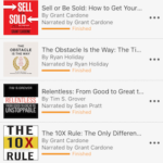 Build Mental Muscle with Audio Books and Live Your Life without Limits