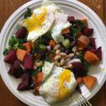 Vegan Bodybuilding Meal Prep: Bean, Lentil and Vegetable 'Casserole'