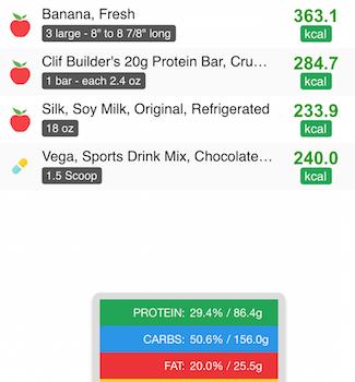 healthy chocolate vegan protein shake recipe