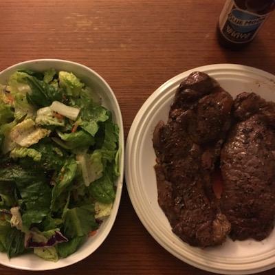 Bulking Dinner