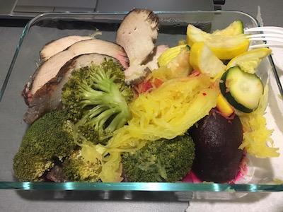 Bulking Lunch Meal Prep