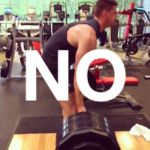 How to Fix Your Round Back when Deadlifting